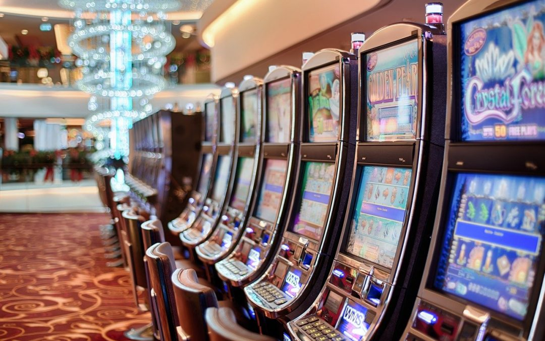 Online Slots Vs Traditional Slot Machines
