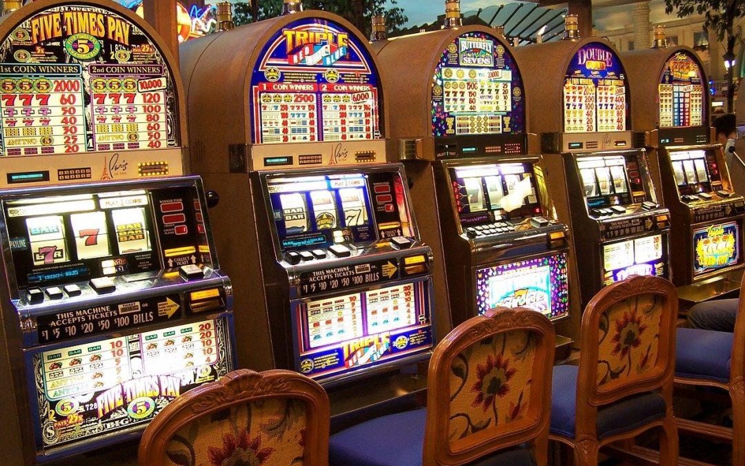 The Most Popular Online Gambling Slot Games